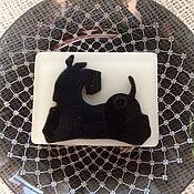 Мыло ручной работы. Ярмарка Мастеров - ручная работа Мыло ручной работы Скотти. Handmade.