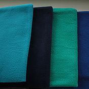 Материалы для творчества ручной работы. Ярмарка Мастеров - ручная работа Флис однотонный- 7 цветов. Handmade.