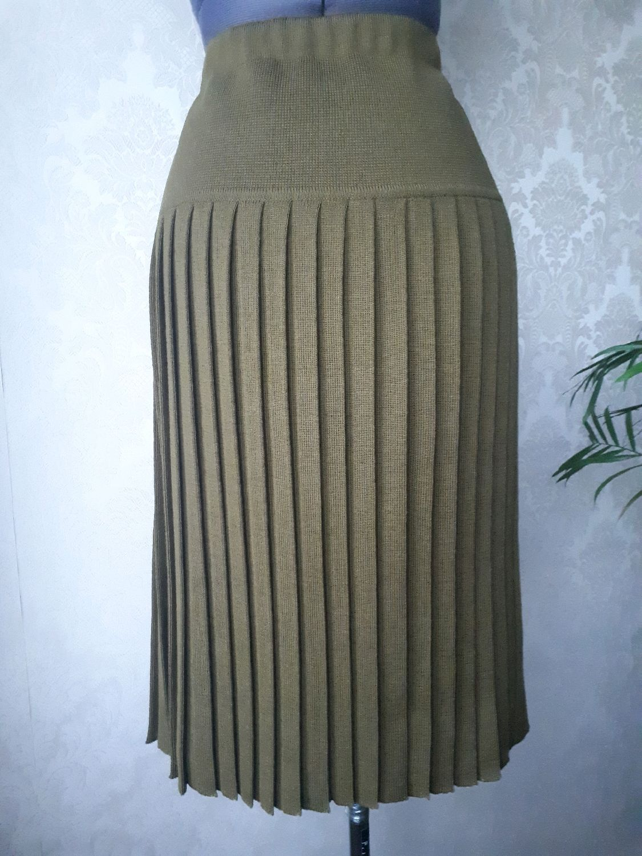 Плиссированная юбка, Юбки, Москва,  Фото №1