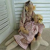 Куклы и игрушки ручной работы. Ярмарка Мастеров - ручная работа клубника со сливками и молочный шоколад. Handmade.