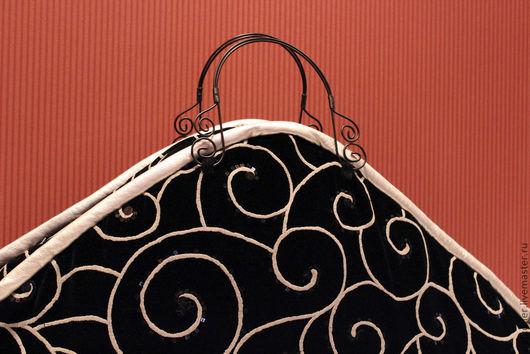 Женские сумки ручной работы. Ярмарка Мастеров - ручная работа. Купить Косметичка домашняя ГАЛАКТИКА. Handmade. Черный, подарок