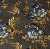Материалы для творчества ручной работы. Ярмарка Мастеров - ручная работа Ткань для пэчворка Винтажные цветы. Handmade.