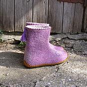 """Обувь ручной работы. Ярмарка Мастеров - ручная работа Тапатульки """"Восток"""". Handmade."""