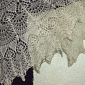 Shawls handmade. Livemaster - original item Shawl - drape,cloak of Freya. Handmade.