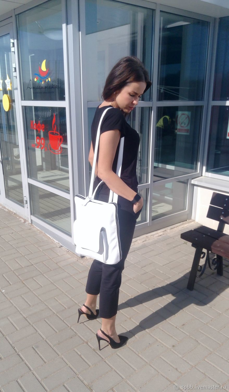 Backpacks handmade. Livemaster - handmade. Buy City leather backpack bag.Bag, urban backpack, backpack leather womens