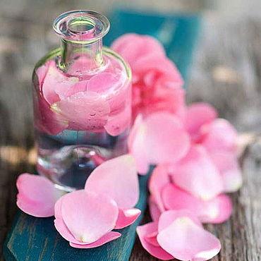 Косметика ручной работы. Ярмарка Мастеров - ручная работа Розовая вода. Handmade.