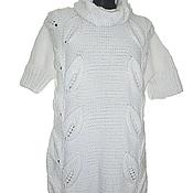 Одежда ручной работы. Ярмарка Мастеров - ручная работа Туника-платье. Handmade.