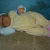 Куклы и игрушки ручной работы. Ярмарка Мастеров - ручная работа кукла пупс  Zapf Creation 1998год 50см игровой,без функций,. Handmade.