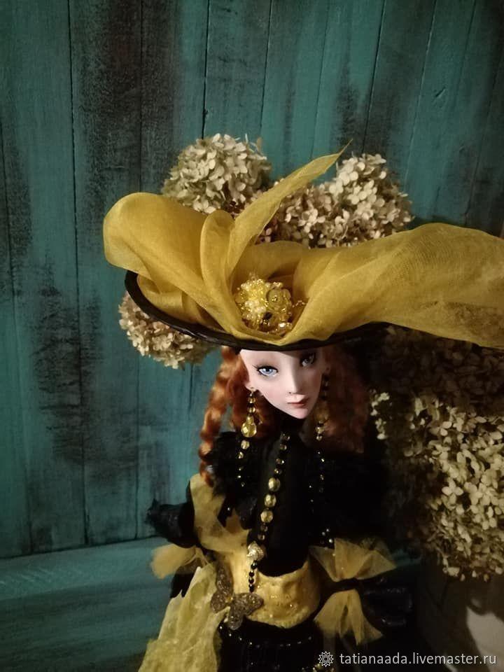 "Коллекционная кукла ""Леди Мелани"", Портретная кукла, Камышин,  Фото №1"