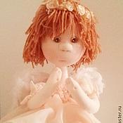 Куклы и игрушки ручной работы. Ярмарка Мастеров - ручная работа Нежный ангел (10). Handmade.