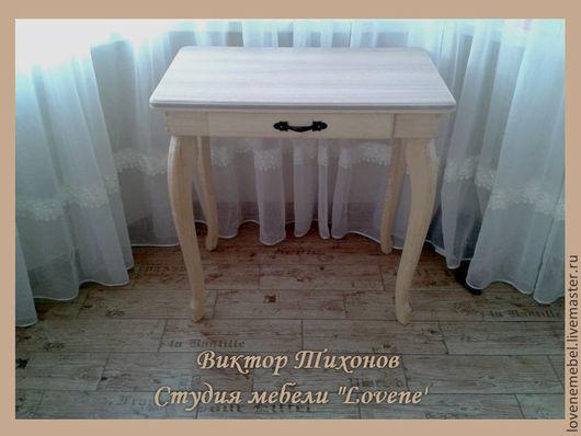 """Мебель ручной работы. Ярмарка Мастеров - ручная работа. Купить Стол прямоугольный  """"Мечта рукодельницы"""" (заготовка мебель из дерева). Handmade."""