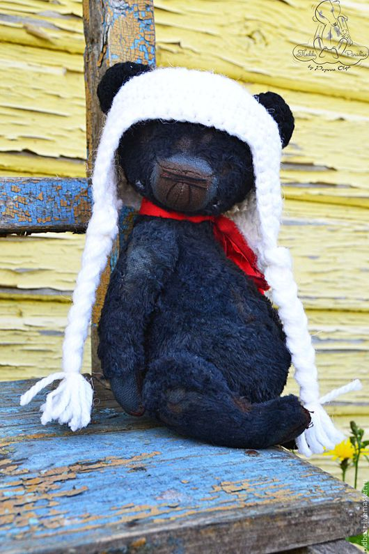 Мишки Тедди ручной работы. Ярмарка Мастеров - ручная работа. Купить Sadness. Handmade. Мишка тедди, коллекционные игрушки