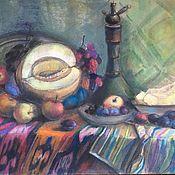 Картины и панно handmade. Livemaster - original item Oriental still life. Handmade.