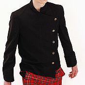 Одежда handmade. Livemaster - original item Jacket MANSCOT. Handmade.