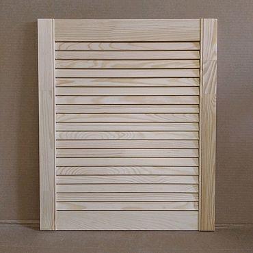 Для дома и интерьера ручной работы. Ярмарка Мастеров - ручная работа Жалюзийные дверцы. Handmade.