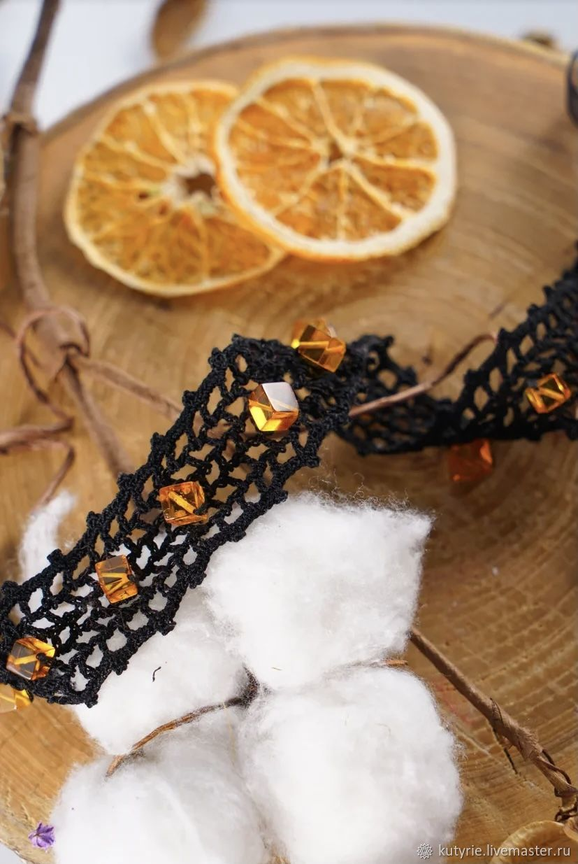 Chalker: Amber & Lace, Chokers, Moscow,  Фото №1
