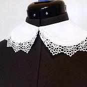Аксессуары handmade. Livemaster - original item Removable accessories kit / collar, cuffs. Handmade.