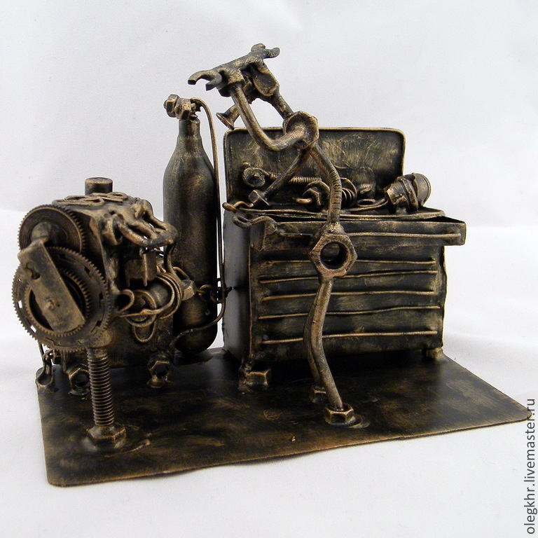 Mechanic, Model, Vitebsk,  Фото №1