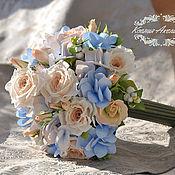 Свадебный салон handmade. Livemaster - original item wedding bouquet. Handmade.