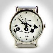 """Украшения ручной работы. Ярмарка Мастеров - ручная работа Часы наручные женские """"Панда"""". Handmade."""