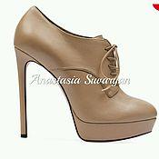 Обувь ручной работы handmade. Livemaster - original item Shoes. Handmade.