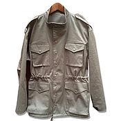 Одежда handmade. Livemaster - original item Cotton Summer M65. Handmade.