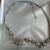 handmade. Livemaster - original item Vintage necklace: Necklace