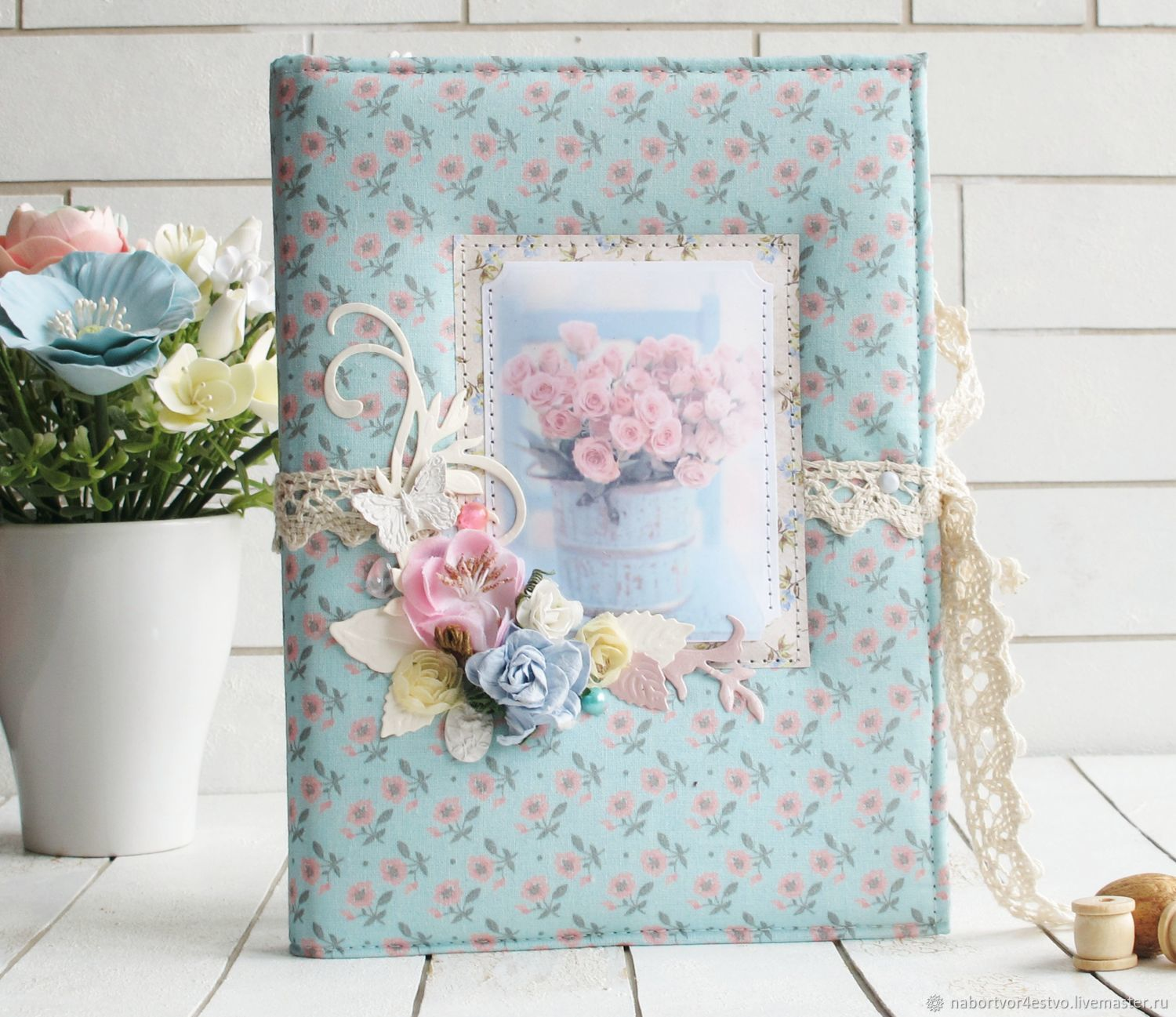 set to create a Notepad scrapbook how to make a notebook with his own hands out of paper how to make a Notepad, Notepad master Notepad scrapbooking master class in how to do Notepad