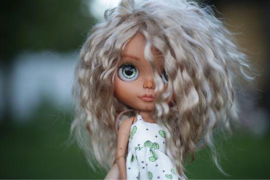Коллекционные куклы ручной работы. Ярмарка Мастеров - ручная работа. Купить Кукла Блайз Summer. Handmade. Блайз, кукла интерьерная
