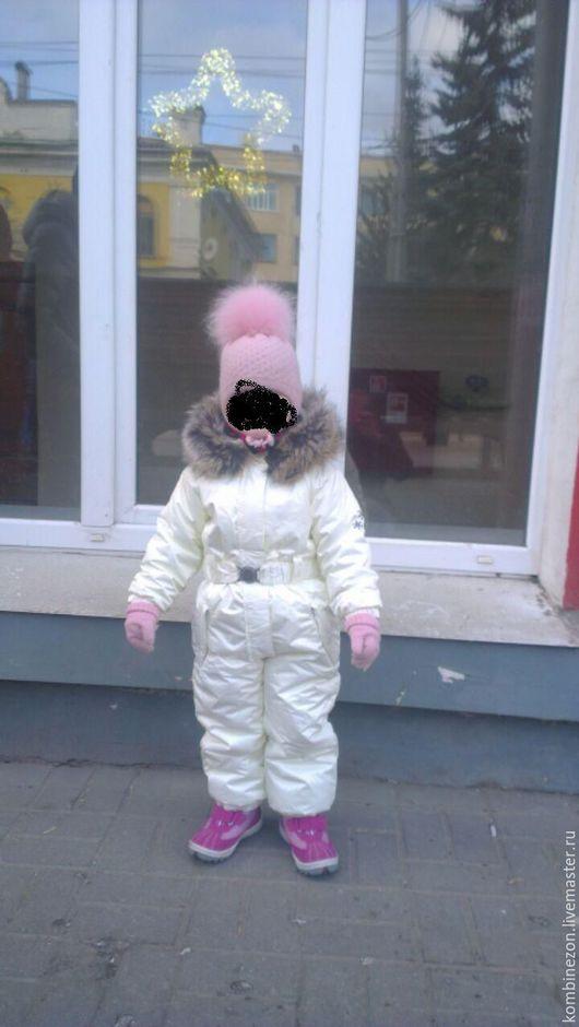 Одежда для девочек, ручной работы. Ярмарка Мастеров - ручная работа. Купить Комбинезон. Handmade. Комбинезон детский, комбинезон детский зимний