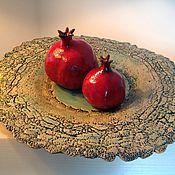 Для дома и интерьера ручной работы. Ярмарка Мастеров - ручная работа Гранаты Изобилие. Handmade.