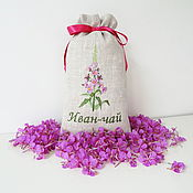 Для дома и интерьера handmade. Livemaster - original item Pouch with embroidery