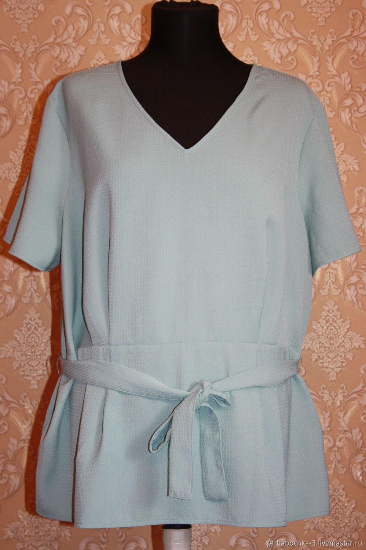 Винтаж: Блузка 1,TU 54 размер, Одежда винтажная, Старая Купавна,  Фото №1