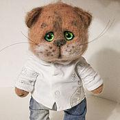 Куклы и игрушки ручной работы. Ярмарка Мастеров - ручная работа Каспер 3. Handmade.