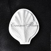 Материалы для творчества handmade. Livemaster - original item The universal texture of a petal, small. Handmade.