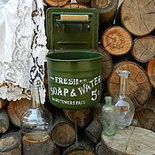 """Для дома и интерьера ручной работы. Ярмарка Мастеров - ручная работа Рукомойник с мыльницей """"Fresh Water"""". Handmade."""