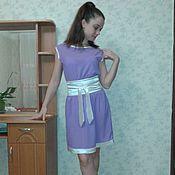"""Одежда ручной работы. Ярмарка Мастеров - ручная работа Платье """"Аметистовый блеск"""". Handmade."""
