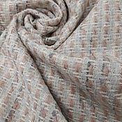 Материалы для творчества handmade. Livemaster - original item Fabric: Chanel tweed in pastel shades. Handmade.