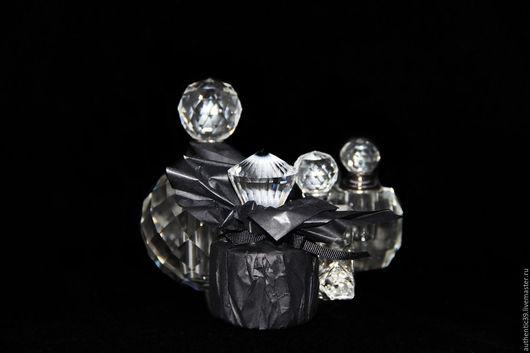 Натуральные духи ручной работы. Ярмарка Мастеров - ручная работа. Купить Коллекция Духов. Handmade. Черный, акция, парфюмерные композиции
