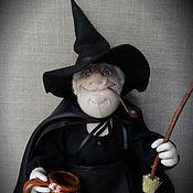 """Куклы и игрушки ручной работы. Ярмарка Мастеров - ручная работа """"Нянюшка Ягг""""- текстильная авторская кукла. Handmade."""