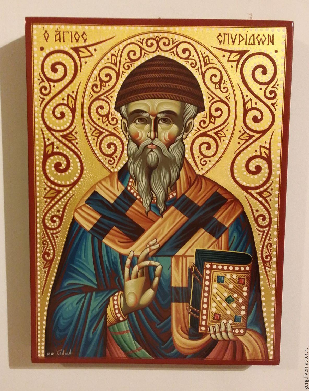 можете святой спиридон тримифунтский икона фото этой