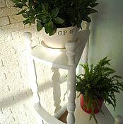 Для дома и интерьера ручной работы. Ярмарка Мастеров - ручная работа Этажерка. Handmade.