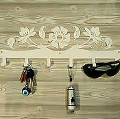Вешалки ручной работы. Ярмарка Мастеров - ручная работа Вешалка для одежды. Handmade.