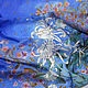 батик шарф, батик, холодный батик, шелковый шарф, расписной шарф, роспись по шелку, росписной платок, батик платок, роспись платок, батик платок, шелковый платок.
