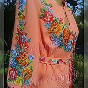 Одежда handmade. Livemaster - original item Dress-embroidery.. Handmade.