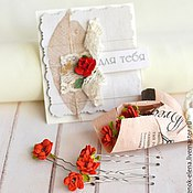 """Свадебный салон ручной работы. Ярмарка Мастеров - ручная работа Бонбоньерки """"Он и Она"""" на свадьбу подарки гостям. Handmade."""