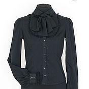Одежда ручной работы. Ярмарка Мастеров - ручная работа Готическая блузка (B5/CW18). Handmade.