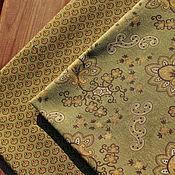 Материалы для творчества ручной работы. Ярмарка Мастеров - ручная работа Ткань для пэчворка. Handmade.