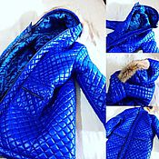 Одежда handmade. Livemaster - original item Quilted down jacket. Handmade.
