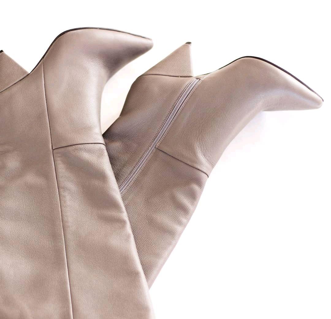 Обувь ручной работы. Ярмарка Мастеров - ручная работа. Купить Сапоги ручной работы. Handmade. Сапоги, сапоги женские